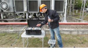 випробування високовольтного обладнання